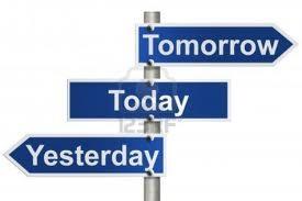 ieri oggi domani